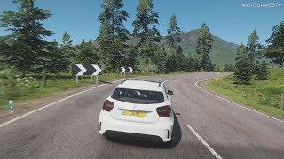 Forza Horizon 4 - 2013 Mercedes-Benz A 45 AMG Gameplay