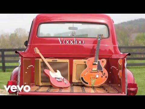 Steve Wariner - Voodoo (Lyric Video)