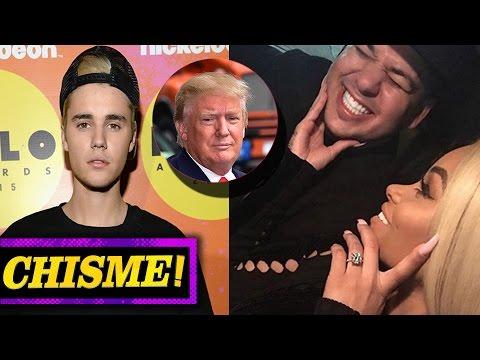 Zac Efron GAY, Justin Bieber Apoya a Donald Trump? Chismelicioso!
