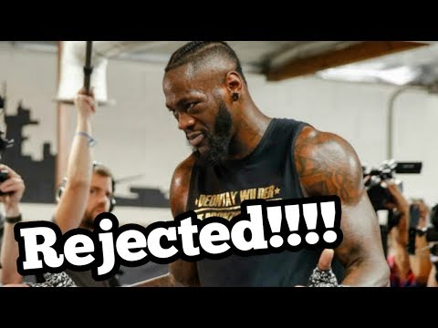 DEONTAY WILDER OFFICIALLY DUCKS ANTHONY JOSHUA AGAIN!!! | ANNOUNCES FIGHT ON SHOWTIME!!!
