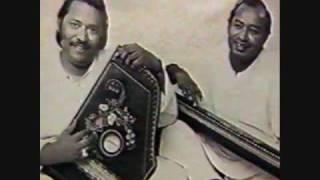 Ustad salamat Ali Khan (Berlin Meta Music Festival 1974) - Raag Pahadi  1 of 3