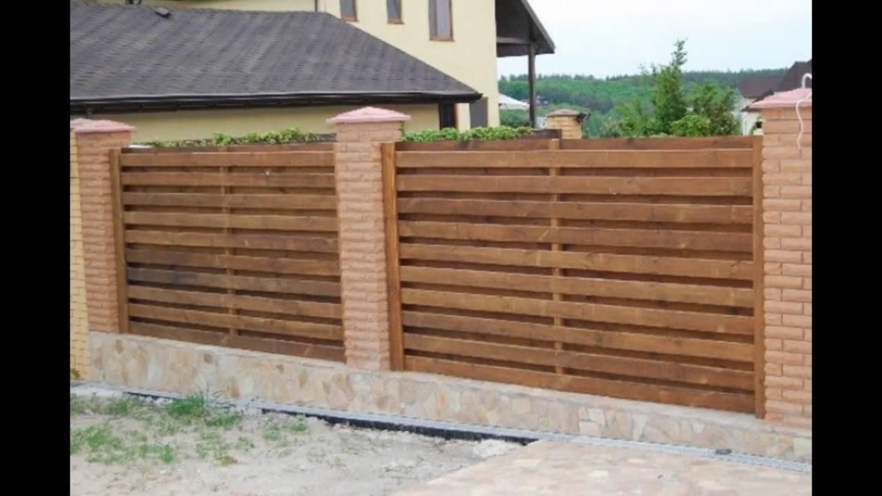 Как сделать забор жалюзи из дерева своими руками фото 770
