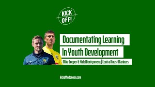 K! VLOG #17 Documentating Learning in Youth Development  |  Mike Cooper & Nick Montgomerry