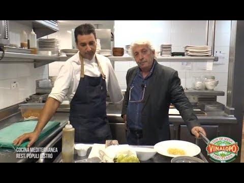 Cocina Mediterránea 2ª temporada - Cocinando con uva en el ...