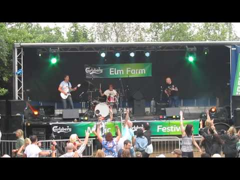 The Floating Greyhounds Live At Elm Farm Festival 2013