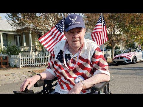 It's Parade Time!...Happy Veterans Day In Petaluma