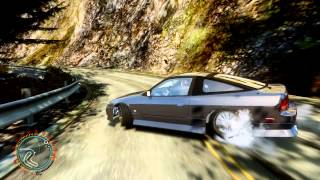 GTA IV Clockwork Mount Drift
