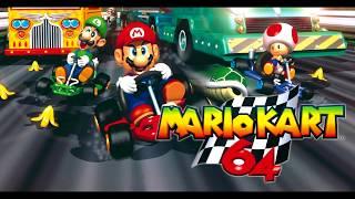 Trucos y Glitches de Mario Kart 64