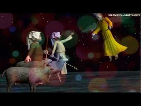 TobyMac feat. Owl City - The First Noel (Lyrics On Screen Video HD) New Christmas Song 2011