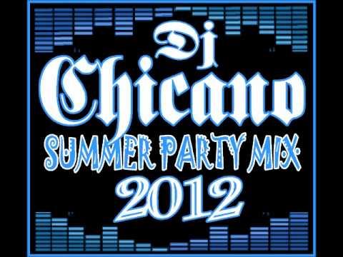 PARTY MIX 2012-DJ CHICANO