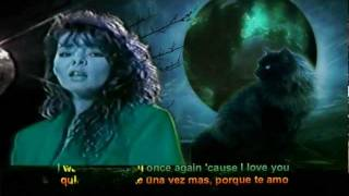 Sandra - One More Night (Lyrics Spanish / English)