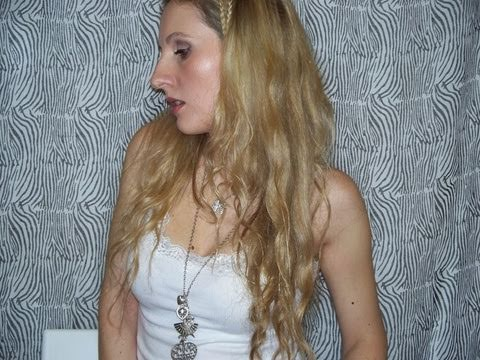 Gossip Girl (Blake Lively) Inspired Bohemian Hairstyle
