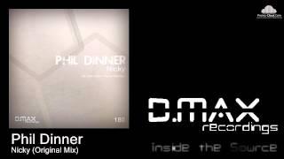 Phil Dinner - Nicky (Original Mix)