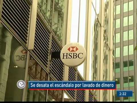 HSBC México cerró sucursales por 'lavado' de dinero.