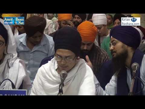 Bibi Kulwinder Kaur Ji (Jammu) || 28October2017 || Gurudwara Bala Sahib || Delhi