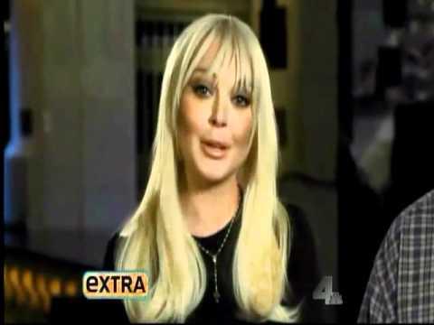 Extra: Lindsay Lohan Jarring new look. Plastic Surgery ...