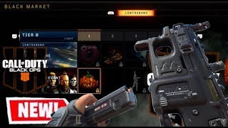 *LIVE* 2XP & NEW BLACK MARKET UPDATE, CONTRABAND (BATTLE PASS)//MAX TIERS// Call of Duty:Black Ops 4