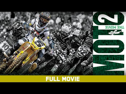 Full Movie: Moto 2: The Movie - Eli Tomac, Trey Canard, Antonio Cairoli [HD]