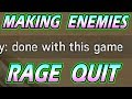 MAKING ENEMIES RAGE QUIT - Rainbow Six Siege: Operation Chimera