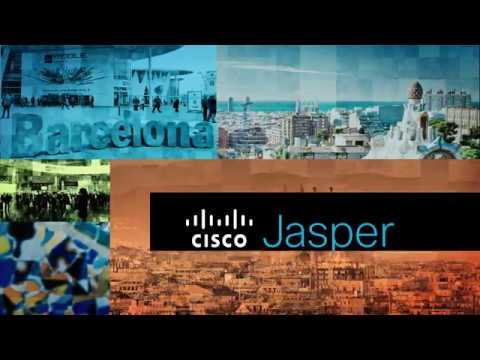 Cisco Jasper at MWC 2017 - IoT platform for the Connected Car