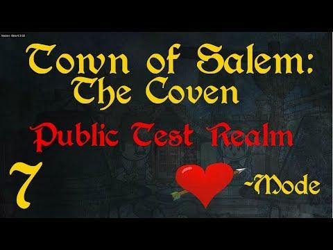 Town of Salem: The Coven (PTR) - 7 - Das Broken-Heart-Syndrom geht um [German/Deutsch]