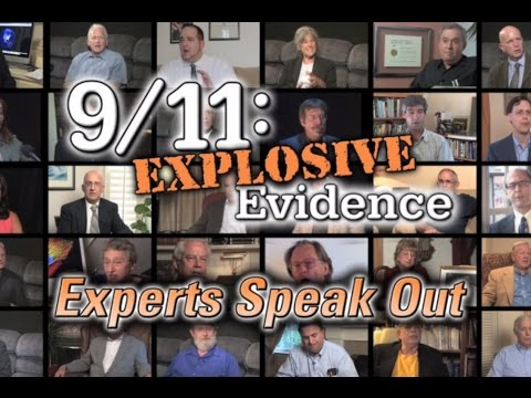9/11: Explosive Evidence - Experts Speak Out - Trailer - AE911Truth.org