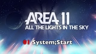 Watch Area 11 SystemStart video