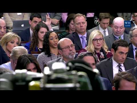Sarah 'Huckabee' Sanders LAUGHS at reporters on paul ryan marco rubio & net neutrality omarosa