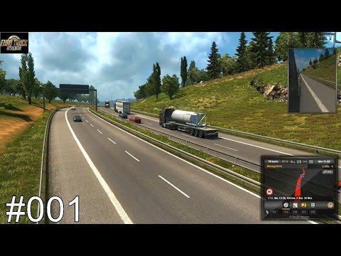 ETS2 TSM 6.4 #001 Von München nach Salzburg