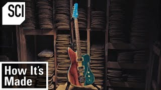 Recycling Skateboards Into Guitars | How It's Made