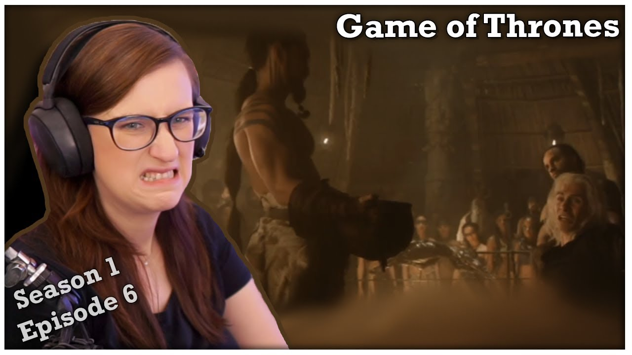 "Download GAME OF THRONES! Season 1 episode 6 Reaction & Review ""A golden crown"""