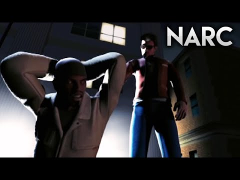 NARC (2005) - Intro & Mission #1 - Beat Cop