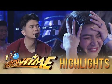 It's Showtime PUROKatatawanan: Vhong's joke makes Anne clueless