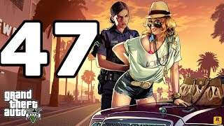 Grand Theft Auto 5 PC Walkthrough Part 47 - No Commentary Playthrough (PC)