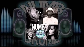 "2016 ""NUMB"" NEW WIZ KHALIFA x RIHANNA x KRAYZIE BONE TYPE BEAT"