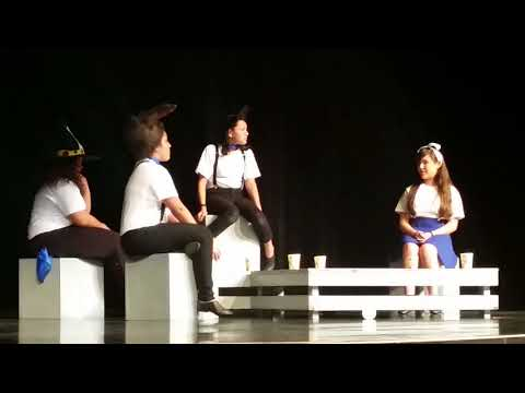 "YWSA One Act Play of ""Alice in Wonderland """