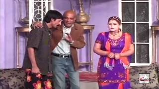 vuclip Best of  Iftkhar Thakur, Babu Bral, Kubra Malik - PAKISTANI STAGE DRAMA FULL COMEDY CLIP