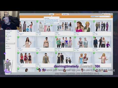 The Sims 4- Oct 17, 2017