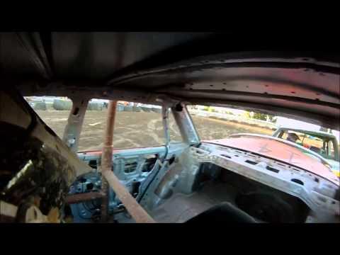 Powell Demo Derby 2014 - Herbie Helmet cam
