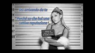 Side To Side di Ariana Grande feat. Niki Minaj traduzione (ITA)