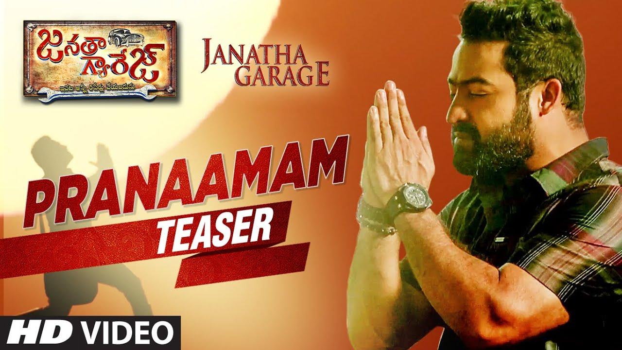 Pranaamam Video Song Teaser ||