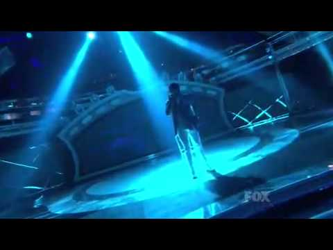 Adam Lambert - Mad World (American Idol Top 8 Performance)