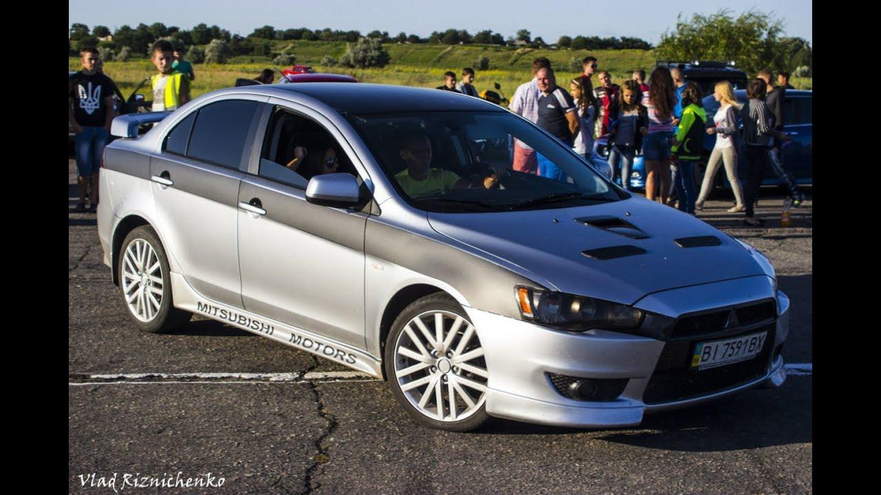 Mitsubishi Lancer X tuning | Митсубиси Лансер 10 тюнинг ...