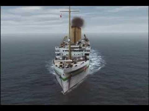 HMHS Britannic - Sleeping Sun