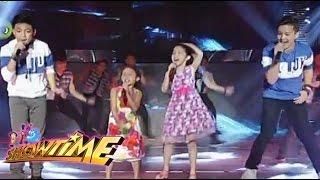 The Voice Kids Final 4 nagpasikat sa madlang people