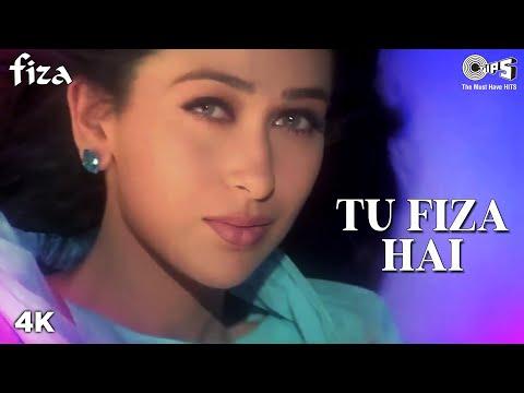 Tu Fiza Hai - Video Song | Fiza | Sonu Nigam & Alka Yagnik | Karisma Kapoor