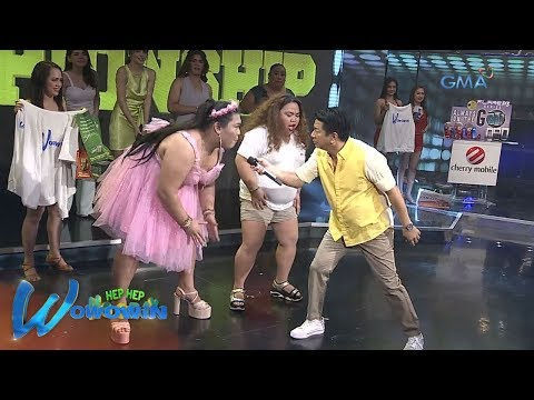Wowowin: Battle of the bouncing baby girls