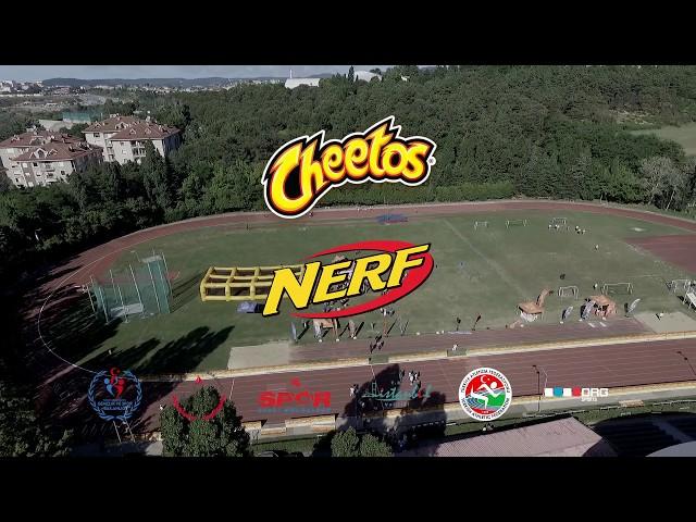 Cheetos Türkiye'nin En Hızlısı 2017 Finalleri