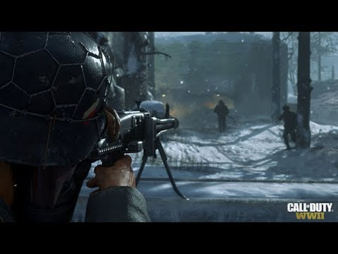 CALL OF DUTY WWII – OPEN BETA DAY ONE