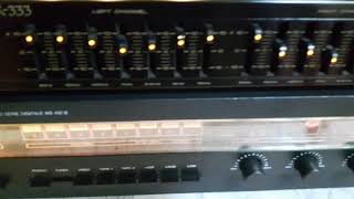 Graphic Equalizer Pioneer